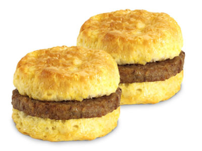 sausage-biscuit